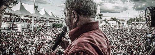 Lula aparece em pesquisas com o primeiro lugar em aprovação do País