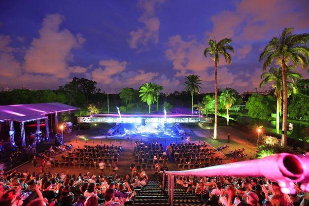Devolta ao Rio o maior cinema ao ar livre do mundo