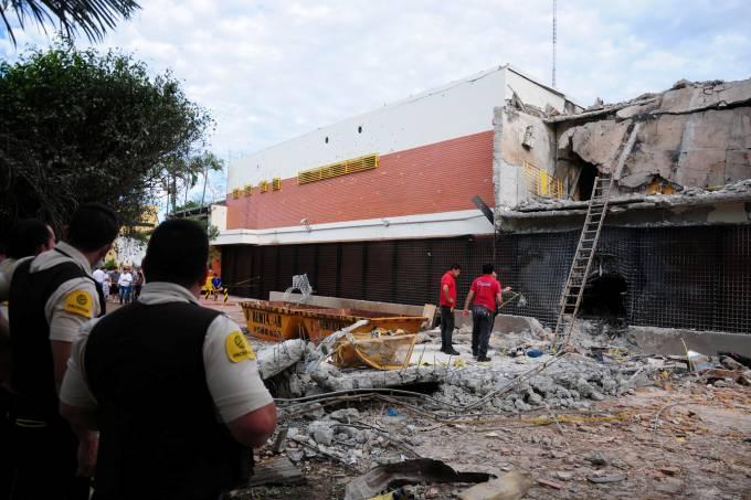Suspeito de planejar roubo no Paraguai é de facção criminosa