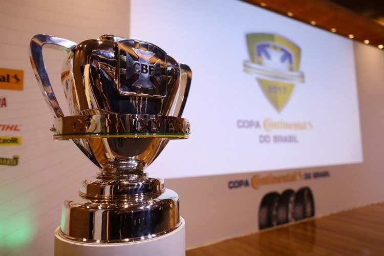 Nas oitavas da Copa do Brasil o Cruzeiro pega a Chapecoense e Atlético encara o Paraná
