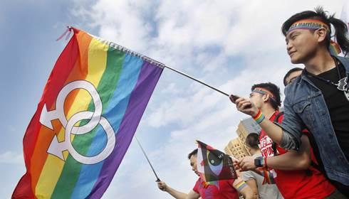 O casamento gay já é realidade em Taiwan