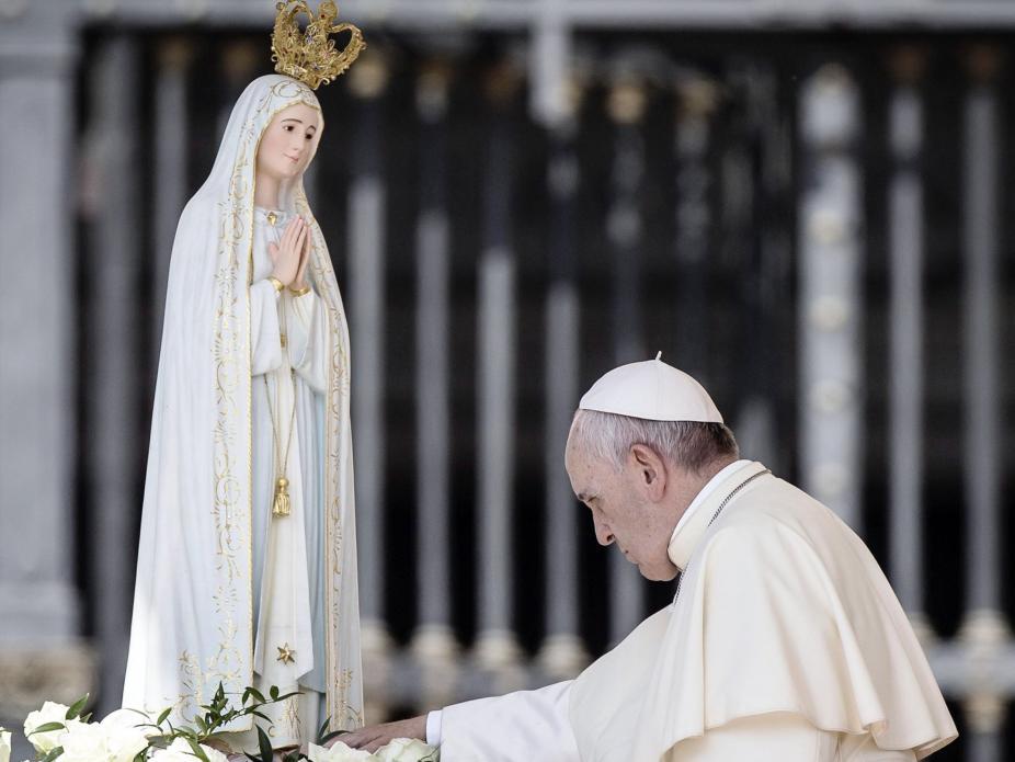 Fátima espera receber um milhão de peregrinos com visita do Papa