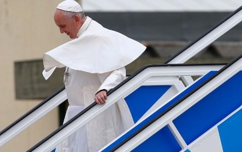 Papa Francisco chega a Portugal