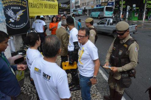 "Município adere oficialmente ao Dia ""D"" do Maio Amarelo"