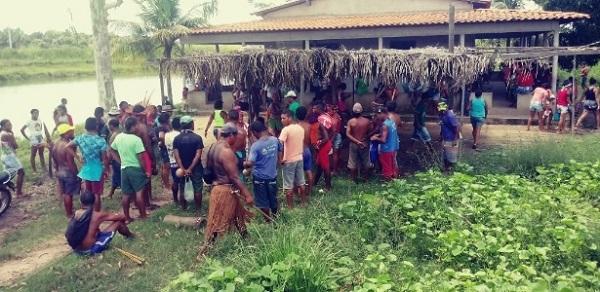 Área de ataque no Maranhão é disputada por índios e fazendeiros