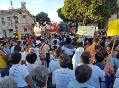 Protesto: Centrais sindicais da Bahia confirmam possibilidade de marcha até Brasília