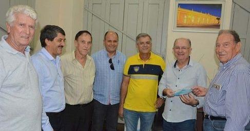 Diretores da FIEB visitam o prefeito José Ronaldo