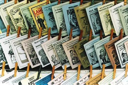 Projeto reúne autores da literatura de cordel em Salvador