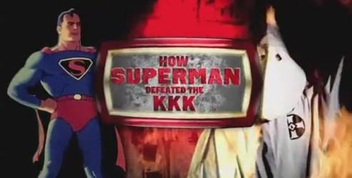 Superman vs. The KKK vai ganhar adaptação para o cinema