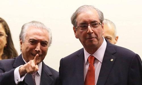 Dono da JBS grava aval de Temer para compra de silêncio de Cunha