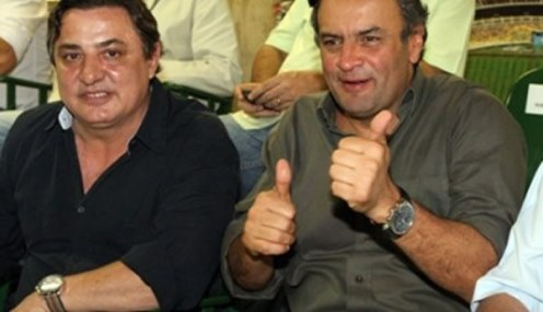 Grampo da PF mostra Aécio dando 'bronca' e cobrando lealdade de Zezé Perrella; ouça