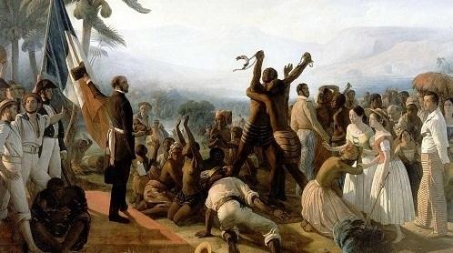 Qual o legado da abolição da escravatura?