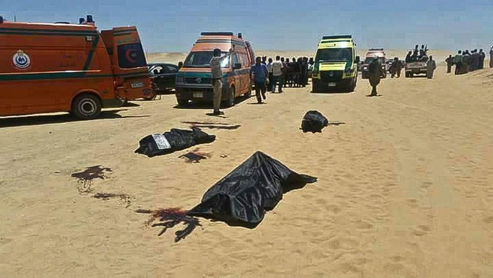 Estado Islâmico reivindica ataque contra cristãos no Egito