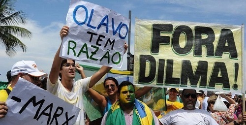 Até onde vai a nova direita no Brasil
