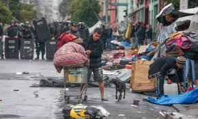 Gestão Doria inicia demolição de prédio na cracolândia com moradores dentro