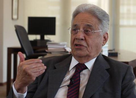 """FHC: """"PSDB tem várias peças de substituição; PT só tem o Lula"""""""