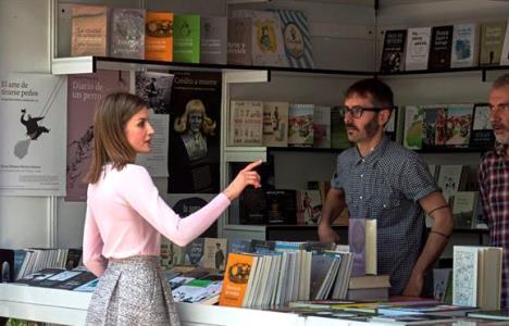 Portugal quase esquece literatura deste século na Feira do Livro de Madrid