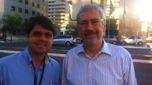 VEREADOR PAULO CÂMARA ASSUME CARGO NO MINISTÉRIO DE IMBASSAHY