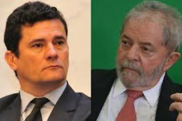 Lula depõe a Moro em Curitiba
