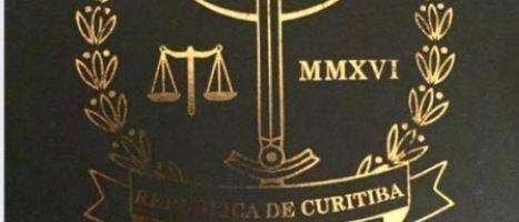 """Os """"limpinhos"""" de Curitiba"""