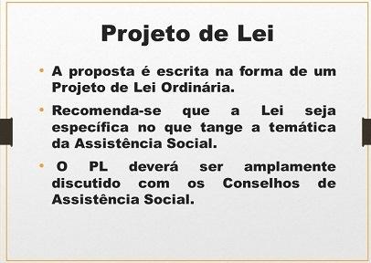 Sistema Único de Assistência Social é projeto de Lei do executivo aprovado pelo Legislativo