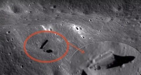Presença extraterrestre: astrônomos descobrem algo inédito na Lua