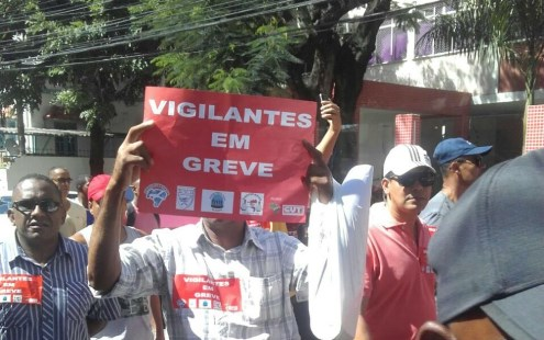 Aulas são suspensas na Uefs e bancos fecham em Feira de Santana e região por conta da greve de vigilantes