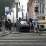 Acidente entre as Avenidas Getúlio Vargas e Senhor dos Passos tem vitima fatal
