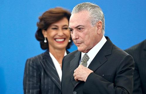 PF: TEMER PRESSIONOU O BNDES EM FAVOR DA JBS