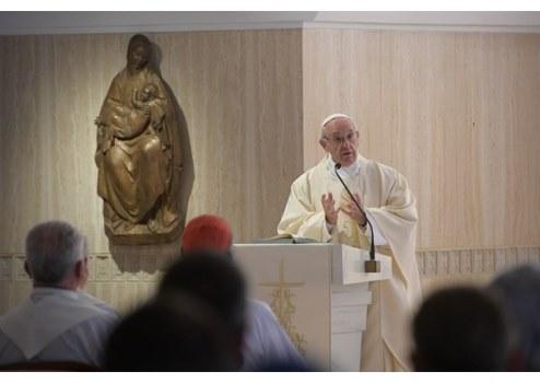 Papa: consolação verdadeira não é maquiada, é dom e serviço