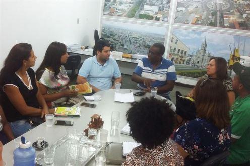 SESP pretende ampliar coleta seletiva em Feira de Santana