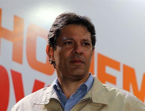 PF faz operação contra suposto crime eleitoral em campanha de Haddad de 2012