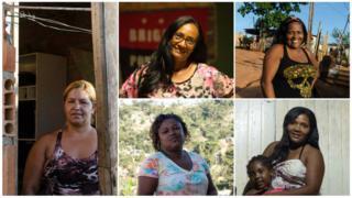 Mulheres comandam uma das maiores ocupações urbanas do Brasil