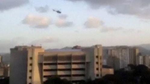 Crise na Venezuela se agrava com ataque de helicóptero a Suprema Corte em novo capítulo 'estrelado' por ator-piloto