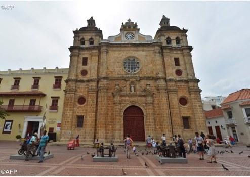 """""""Ruta Verde"""" do Papa Francisco em Cartagena terá 12 mil árvores"""