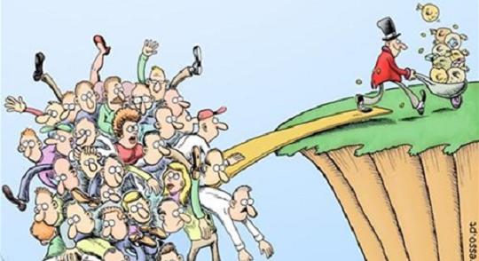 No mercado, tanto faz quem governe, importa é o rentismo mandar