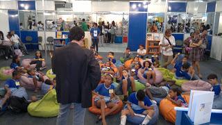 Sem patrocínio, começa no Rio o 19º Salão do Livro Infantil e Juvenil