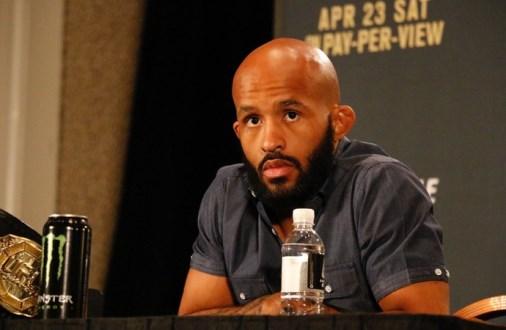 """Demetrious desabafa contra Dana e o UFC: """"Tentam me intimidar pela mídia"""""""
