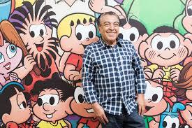 Criador da Turma da Mônica, Mauricio de Sousa lança biografia