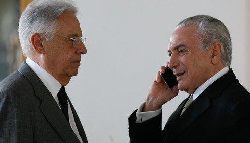 Que mais será preciso para o PSDB soltar a pinguela e livrar o Brasil de Temer?