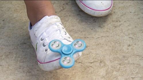 Hand spinners são debatidos por professores de física e de matemática
