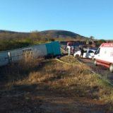 10 mortos e 19 feridos: Acidente com ônibus clandestino que saiu de SP para Euclides da Cunha