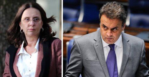 NOVO ÁUDIO REVELA TRUCULÊNCIA DE AÉCIO E ANDRÉA NEVES