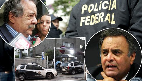 POLÍCIA IMPLODE ESQUEMA EM FURNAS E ATINGE OPERADOR DE AÉCIO