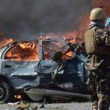 CARRO-BOMBA EXPLODE EM BANCO DO AFEGANISTÃO