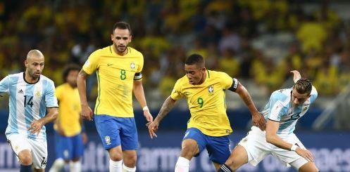 Brasil perde a 1ª com Tite em amistoso contra a Argentina