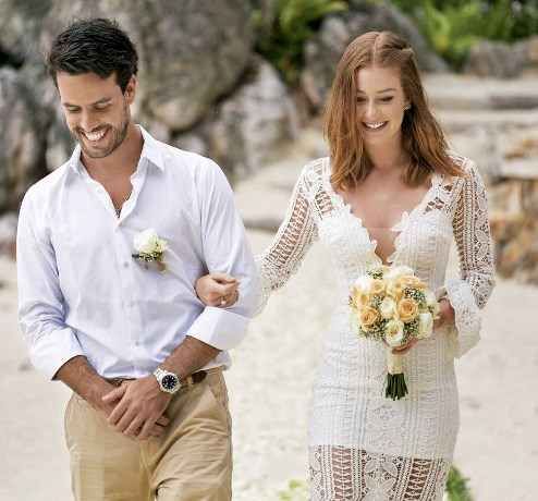 O casamento de Marina Ruy Barbosa e Xande Negrão na Tailândia
