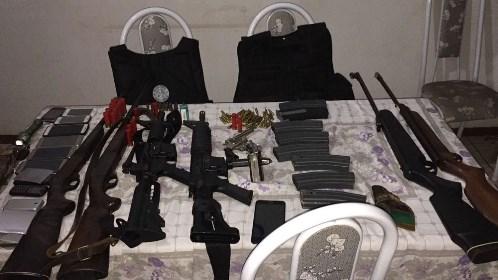 PF faz operação contra quadrilha que sequestrava familiares de funcionários da Caixa para acessar cofres