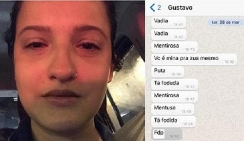 Relato de jovem sobre relacionamento abusivo viraliza nas redes sociais