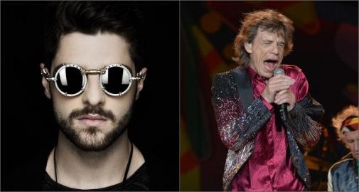 Mick Jagger lança duas músicas inéditas em disco solo